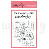 Uniquely Creative Wise & Free Stamp