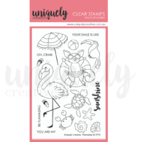 Uniquely Creative Flamazing Stamp
