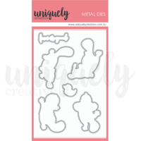 Uniquely Creative You're Weird Fussy Cutting Die