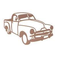 Ultimate Crafts Dies - Australiana Rusty Old Ute