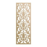 Ultimate Crafts Dies Special Occasions - Gold Leaf Banner