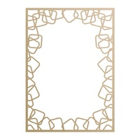 Ultimate Crafts Dies Special Occasions - Rounding Squares Frame