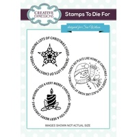 Sue Wilson Stamps Christmas Motifs UMS729