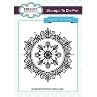 Sue Wilson Stamps  Yuletide Radiance UMS731
