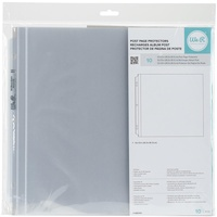 12x12 Album Refills for PostBound Photo Albums 10 Pack We R Memory Keepers