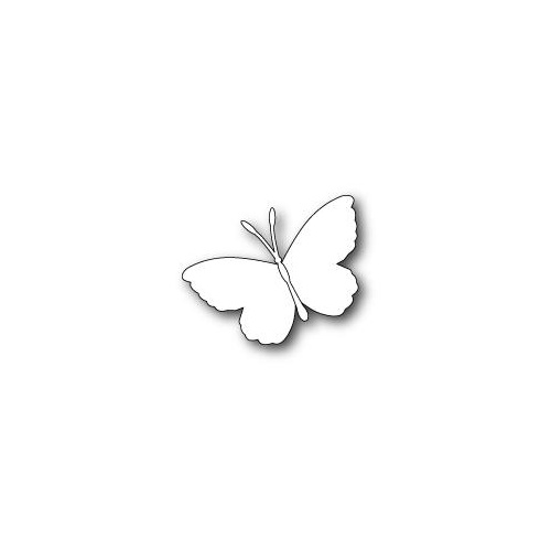 Poppystamps Die Whidbey Butterfly 1083