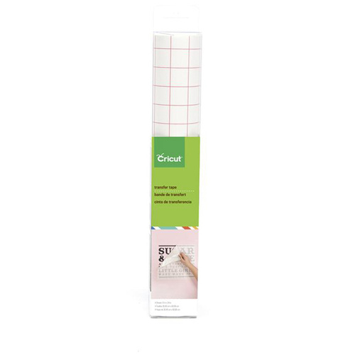 Cricut Vinyl Transfer Tape 12x48 sheet
