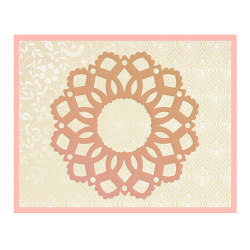 Couture Creations Dies Delilah Doily CO724719