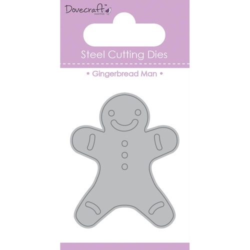 Dovecraft Value Die Gingerbread Man